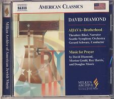 Milken Archive. Diamond - Bikel,Schwartz,Seattle SO: Ahava, Music for Prayer New