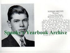 1940 The Asheville Private School Yearbook~Asheville NC~Photos~History~Football+