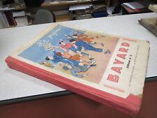BAYARD ALBUM N° 2 BONNE PRESSE DU N° 50 1 ERE ANNEE 193 DECEMBRE 1936 A N° 98