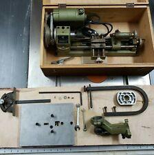 UNIMAT-SL DB 200 Mini Lathe and Accessories Attachments Austria