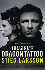 The Girl with the Dragon Tattoo by Stieg Larsson (Paperback, 2011) Used