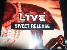 Live Sweet Release Australian Enhanced CD Single – Like New
