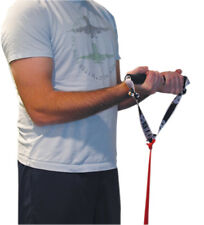 CanDo Exercise Band-Accessory-Foam Padded Adjustable Sports Handle-Each-1255249