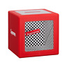 SUPREME ILLUSION COIN BANK - RED - S/S 2018 - 100% AUTHENTIC