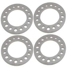 "(4) 1/4"" 8 Lug Wheel Spacers 8x6.5 for Chevy Silverado GMC Sierra 2500 3500"
