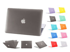 Hard Case Apple Macbook Pro 15'' A1286 Tasche Schutzhülle Cover matt transparent