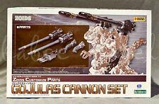 ZOIDS 1/72 HMM GOJULAS Cannon Set model kit - by Kotobukiya US SELLER