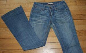 LEVIS 479 Jeans pour Femme W 28 - L 34 Taille Fr 38 Booty Flare Fit (Réf #O104)