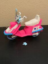 Barbie Action Scooter Mattel Arco 1990