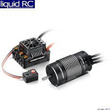 Hobbywing 38010400 Max8 Esc Combo W/ Ezrun 2200kv Motor T-Plug