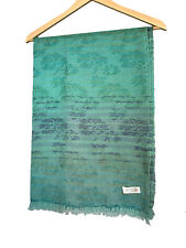 100% Exclusive Cashmere Shawl Hand Made in Nepal
