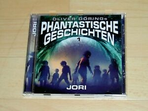 +++ Oliver Dörings Phantastische Geschichten: Folge 1: JORI / CD +++