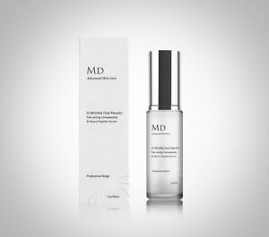 MD3 D-Wrinkle Strong Anti Ageing Hyaluronic Acid Matrixyl Peptide Collagen Serum