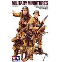 Tamiya 35288 French Infantry Set 1/35
