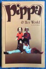 Mod Palitoy Princess Pippa Jasmine Britt Mandy Emma Fashion Doll ID Book Dawn