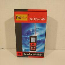 328ft 100m Handheld Digital Laser Rangefinder Red With Tripod Ua100a Dmiotech