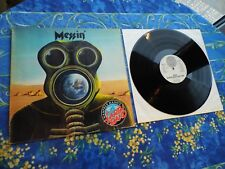 MANFRED MANNS EARTH BAND ♫ MESSIN ♫ RARE VERTIGO SWIRL LP RECORDS #1A