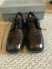 Men's Kenneth Cole Reaction Simplicity Size 10 (M) Brown Dress Shoes in Box!