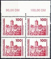 DDR Plattenfehler 3350 II postfrisch (K-1282)