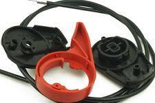 Universal Heavy Duty Lawn mower throttle Throttle Control & 145cm Cable