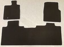 Floor Mats for Ford F-150 (2004-2008) - Black - CLEARANCE UCL24
