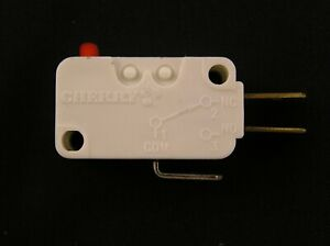 MICRO SWITCH / CHERRY 10A 125/250VAC (KWJA0018 - 95411100)