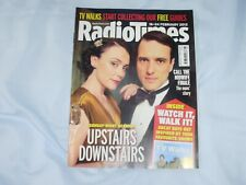 RADIO TIMES 18-24 FEB 2012 UPSTAIRS DOWNSTAIRS EXCELLENT/NEAR MINT CONDITION