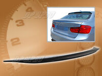 FOR 11-15 BMW F10 5-SERIES 528i 535d 550i M5 PERFORMANCE REAR TRUNK SPOILER WING