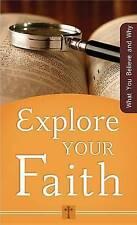 Explore su fe (Libros de valor) por Strauss, Ed