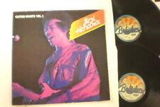 Jimi Hendrix Guitar Giants  VOL 2 2 LP GERMAN Babylon