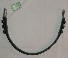 Nos Ideal Equestrian Luxe Leather Carriage Driving Cob Size Harness Belly Band