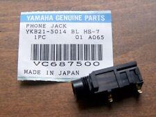 """Yamaha Mono Phone Jack - Vc687500 - 1/4"""" - Yk821-5014"""