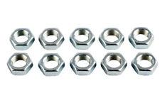 M10 x 1.5 mm MAIN GAUCHE Filetés Demi-écrous, Idéal Pour Rose Articulations-Pack de 10