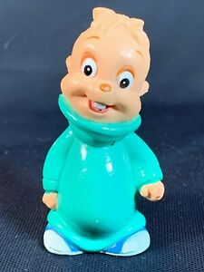 Vintage Happy Meal Toys - THEODORE The Chipmunks - 1990 PVC