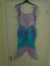 Disney Store Princesse Ariel Dress up Costume Âge 9 - 10 ans.