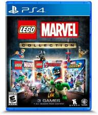 LEGO Marvel Collection (2 Discs) (PlayStation 4) (ps4war67048)