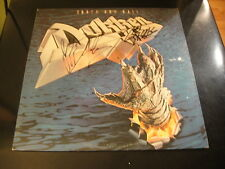 DOKKEN Tooth And Nail SIGNED Vinyl LP Motley Crue KISS Poison Bon Jovi Ratt