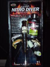 Fishing Trolling Diver Nitro Magnum  Jet diver SILVER