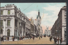 Scotland Postcard - Union Street, Looking East, Aberdeen   RS8681