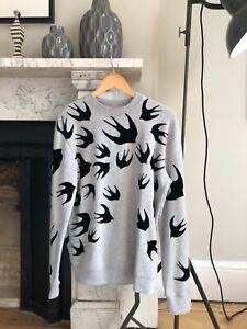 Alexander McQueen McQ Grey Sweatshirt Size Medium