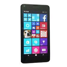 Microsoft Lumia 640 8GB - Schwarz Ohne Simlock Smartphone DUALSIM TOP ZUSTAND