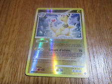 Carte Pokémon Rare Holo Reverse Pharamp 130 PV 1/132 (D&P Merveilles Secrètes)