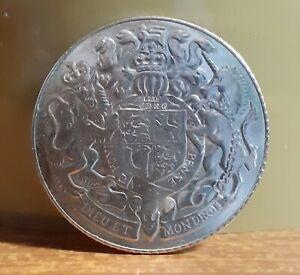 1977 Queen Elizabeth II Silver Jubilee Limited Edition 9ct Gold Medallion Medal