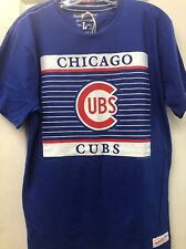 Mitchell Ness Men's Cubs Shirt (L) Brand New