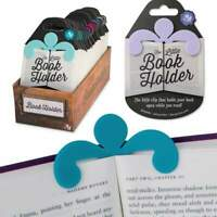 NEW! If Little Book Holder - Keeps Pages Reading Books Open - Various Colours