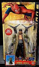 Marvel (Legends) SPIDER-MAN 2 film Doc Ock NEUF! RARE! Alfred Molina