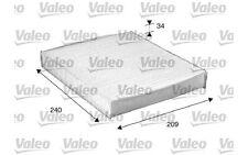 VALEO Filtro, aire habitáculo FORD FOCUS MONDEO C-MAX S-MAX KUGA GALAXY 698882