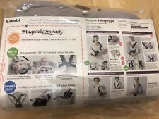 Combi - Magical Compact 4 Ways Baby Carrier