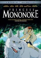 Princess Mononoke [New DVD] Widescreen