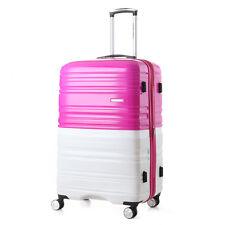 "HONCARDO 24"" Luggage Travel Bag Trolley Suitcase TSA Lock Expandable Hard Case"